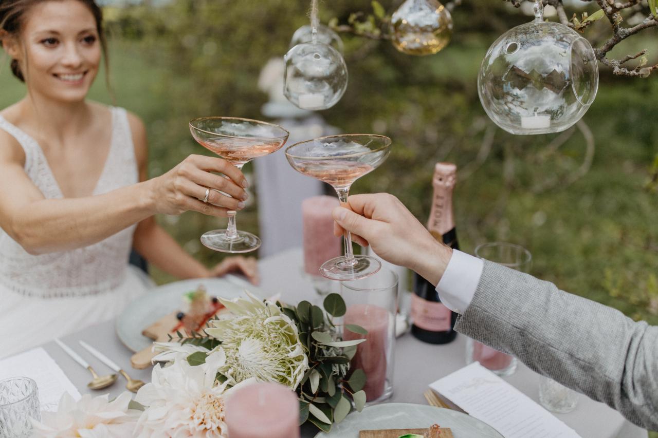 Trend 2021 – Micro Weddings